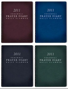 YWAM-2011-Personal-Prayer-Diary-Daily-Planner