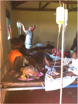 YWAM – Jinja, Uganda; Clinic