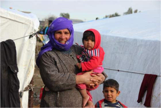 Many new refugees are Muslim and represent an opportunity to love like Christ