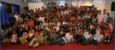 Campus Ministry at YWAM Boston