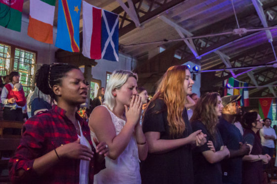 Europa DNA Infusion en el Dia Global de Oracion (Mayo 2016)