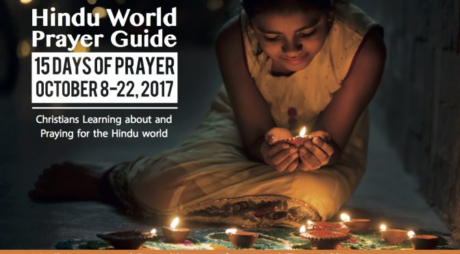 15 Days of Prayer for the Hindu World