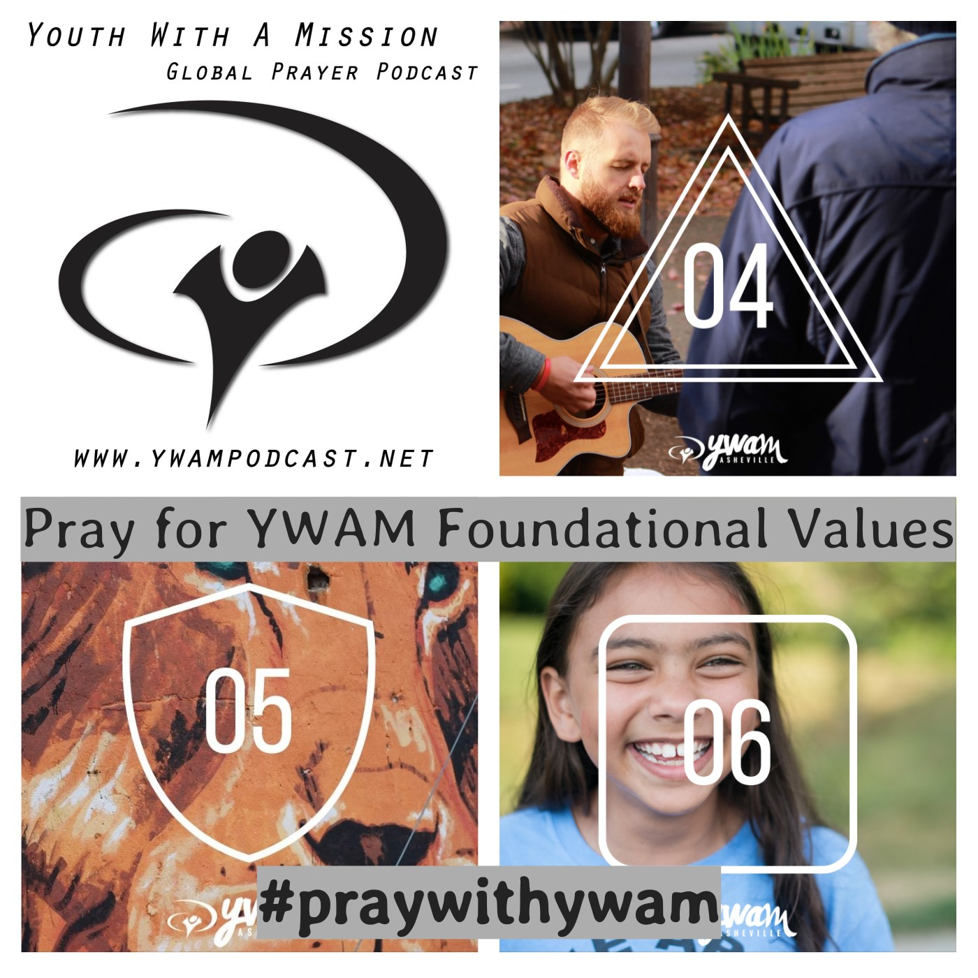 YWAM Foundational Values (4 - 6) - YWAM News that Bill finds Interesting